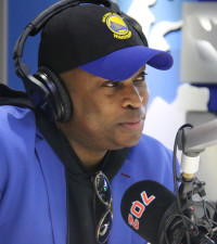 They always had a plan to try see me out on the streets - Robert Marawa