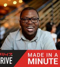 Made in a Minute - Khaya Dlanga
