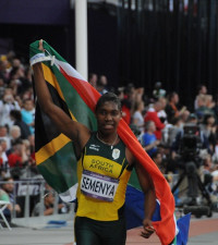 Caster Semenya wins 800m gold, claims third World Champs title