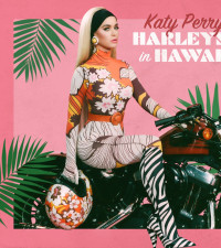 """[WATCH] Katy Perry releases new song and video for """"Harleys in Hawaii"""""""