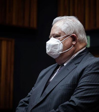Agrizzi transferred to external public hospital as his health deteriorates