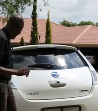 EWN in the fast lane: The Nissan Leaf