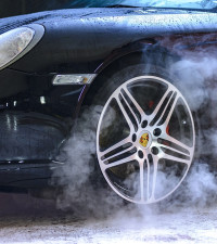 How white, black or blue smoke can tell you what internal problems your car has