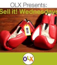 OLX Presents: Sell It! Wednesdays
