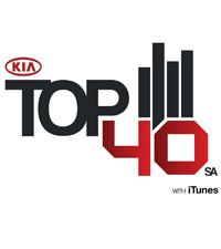Breaking: It's the Kia Top40SA with iTunes