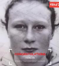 Congratulations to Tamlyn Harker winner of the Worst ID Photo In Joburg