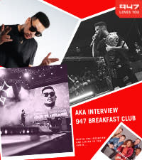 [WATCH] AKA talks music, changing his artist name and AKA Orchestra