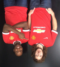 Win one of 16 Chevrolet Manchester United Jerseys!