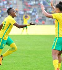 Banyana Banyana nominated for CAF team award