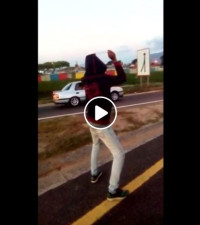 [Watch] Payday dance: Never a dull moment in Cape Town