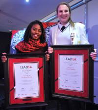 Lead SA awards winners