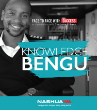 Face to face with Captain Knowledge Bengu