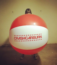 It's the countdown to CrashCarBurn's brand new single!