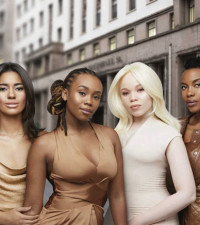 Bold and beautiful: Michelle Mosalakae joins new Revlon campaign