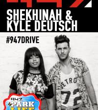 Shekhinah and Kyle Deutsch Live