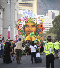 [GALLERY] All the colours and costumes of the 2018 Cape Town Carnival