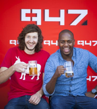 947 Crew Finds Jozi: All you need to know about 947 taking over The Sheds!