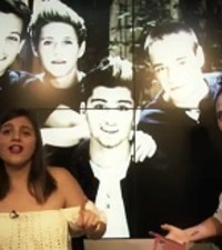 #AskStacey on #947SNL 2015 - 'The One with the Coolest #Directioner and #Hashtags'
