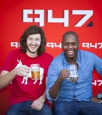 #ShowUsYour947: Greg and Lucky host Happy Hour