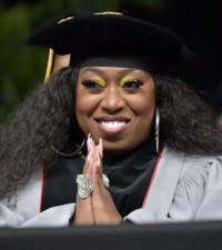 Missy Elliott is first hip-hop artist to receive honorary doctorate from Berklee