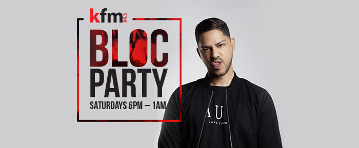 THE Bloc Party with Barron Hufkie