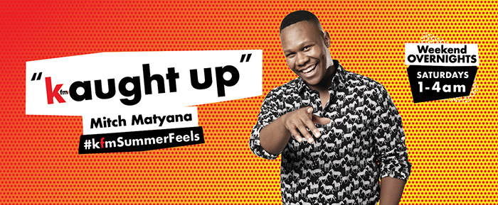 Kfm Weekend Overnights with Mitch Matyana