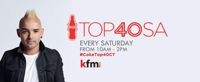 The Coca-Cola TOP40 SA [#CokeTop40CT]