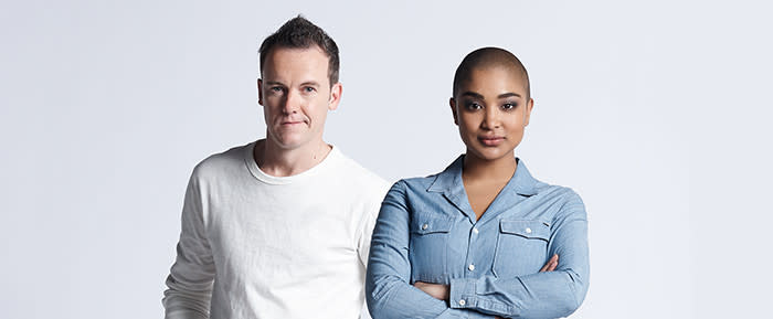 Kfm Mornings with Darren and Sherlin