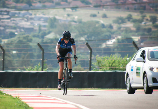 There's a great view for you at Kyalami Grand Prix Circuit