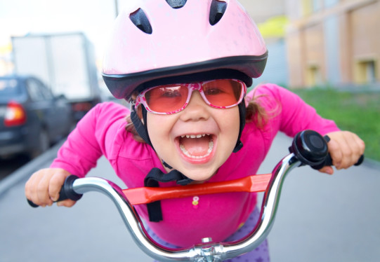 Why all kids should be riding bikes