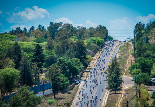 How to navigate #RideJoburg road closures with ease