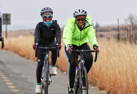 Use our women's rides in August to motivate yourself onto your bike!