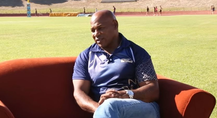 [WATCH] Chester Williams shares insights on the upcoming varsity rugby season