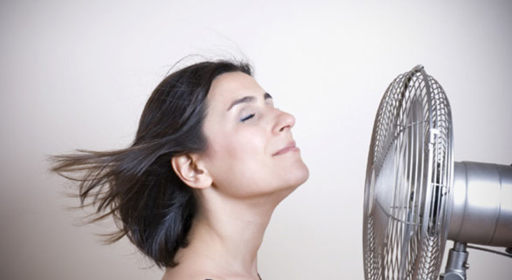 How do you stay cool in this hot weather without an aircon?