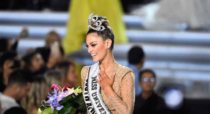 Pageants have changed so much over the years - Demi-Leigh Nel-Peters