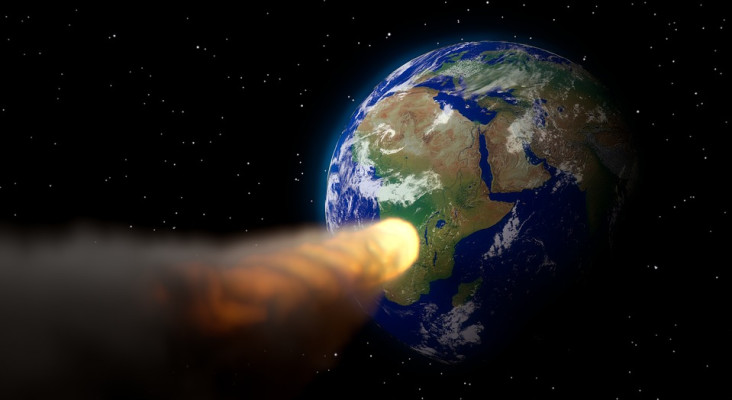 [LISTEN] Two asteroids Flash into a Drive Show