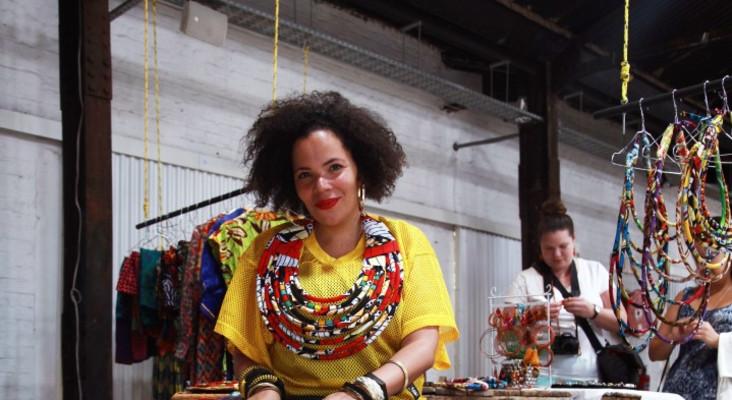 Maria McCloy, fashion designer