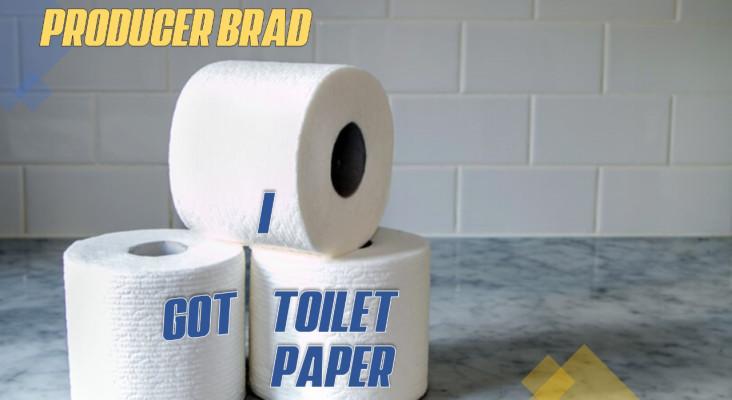 """[LISTEN] Producer Brad aka DJ Yummy, """"I got Toilet Paper!"""""""