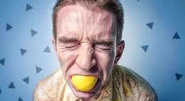 Pucker up! The rise of the Lemon Face Challenge