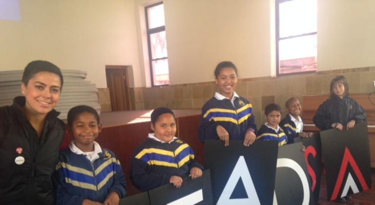 Little Leaders at St Josephs Marist College