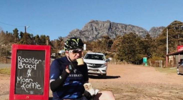 Cross Cape cyclists discover dorpies and hidden gems along the way