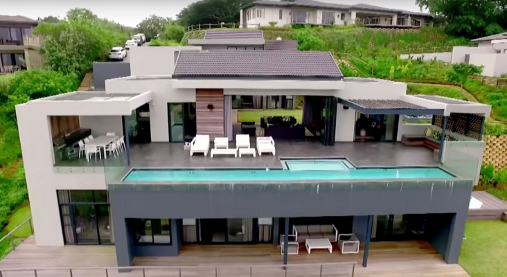 [WATCH] Inside the magnificent home of Tendai 'Beast' Mtawarira