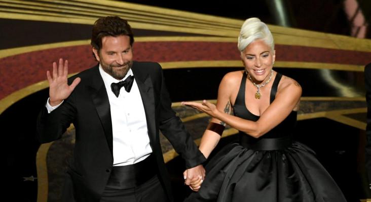 Hilarious dub of Lady Gaga & Bradley Cooper's Oscar performance