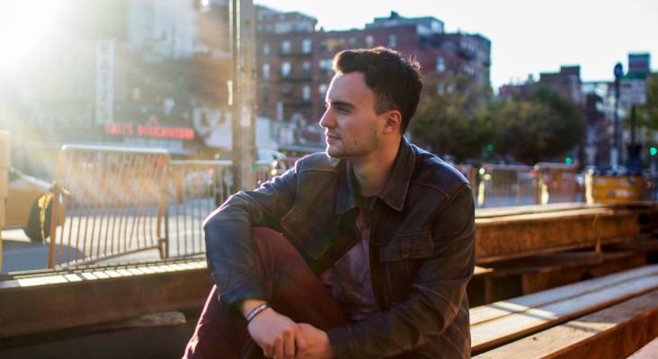 Jesse Clegg (son of Johnny) opens ups about money and growing up on tour