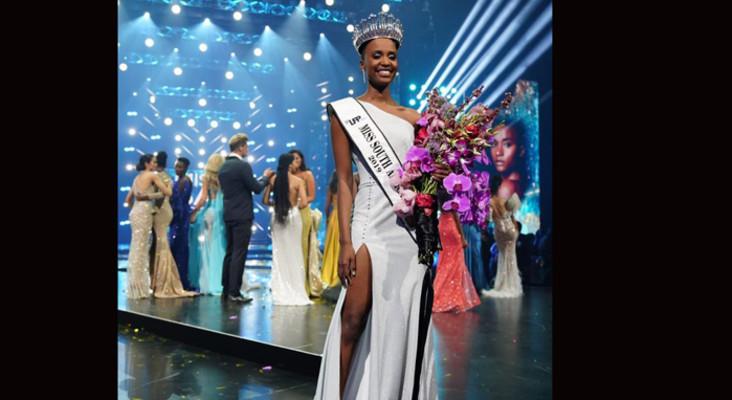 Miss South Africa 2019, Zozibini Tunzi on Kfm Mornings