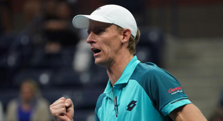 Kevin Anderson's mom talks about her son's success