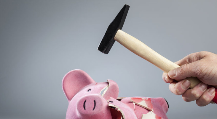 You may have to cash in your retirement savings – but read this first