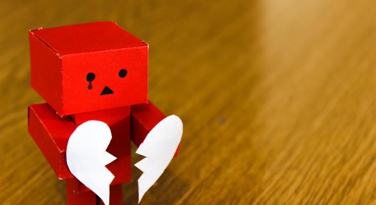 如果你的伴侣拿走了他们的一切,你会留下什么?