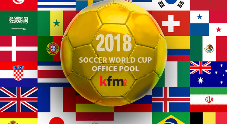 Soccer World Cup Office Pool