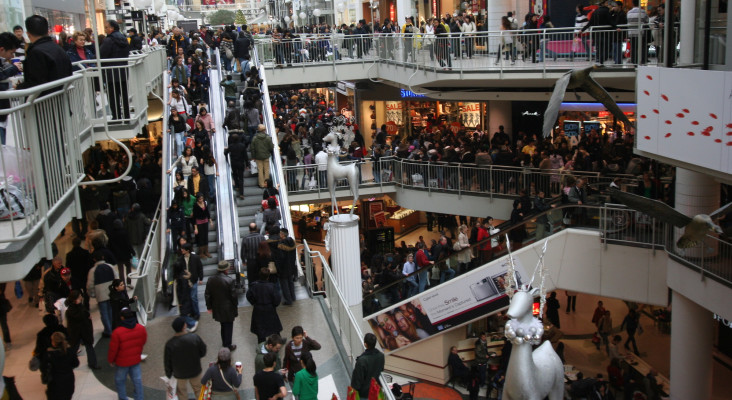 How to get your Christmas shopping done...mostly